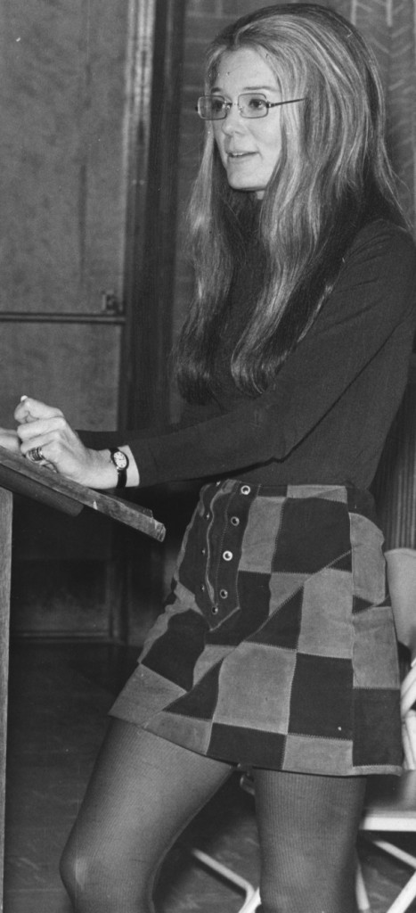 gloria steinem playboy bunny essay Passion, politics, and everyday activism: collected essays - kindle edition by gloria steinem download it once and read it on your kindle device, pc, phones or tablets.